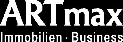 """Logo von """"ARTmax"""""""