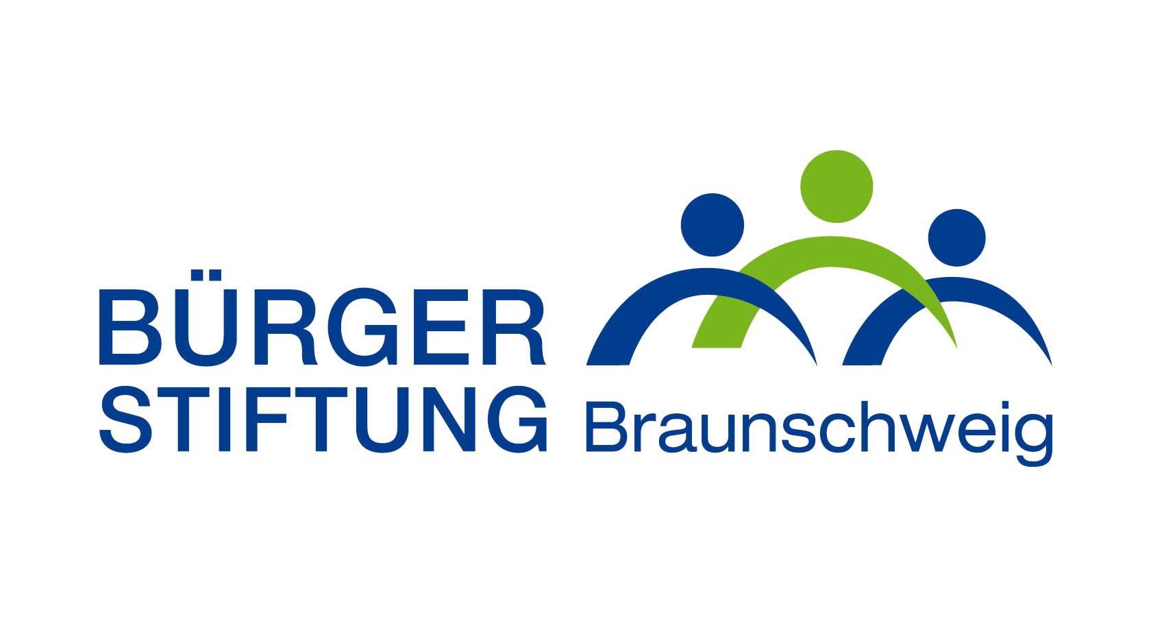 Logo der Bürgerstiftung Braunschweig