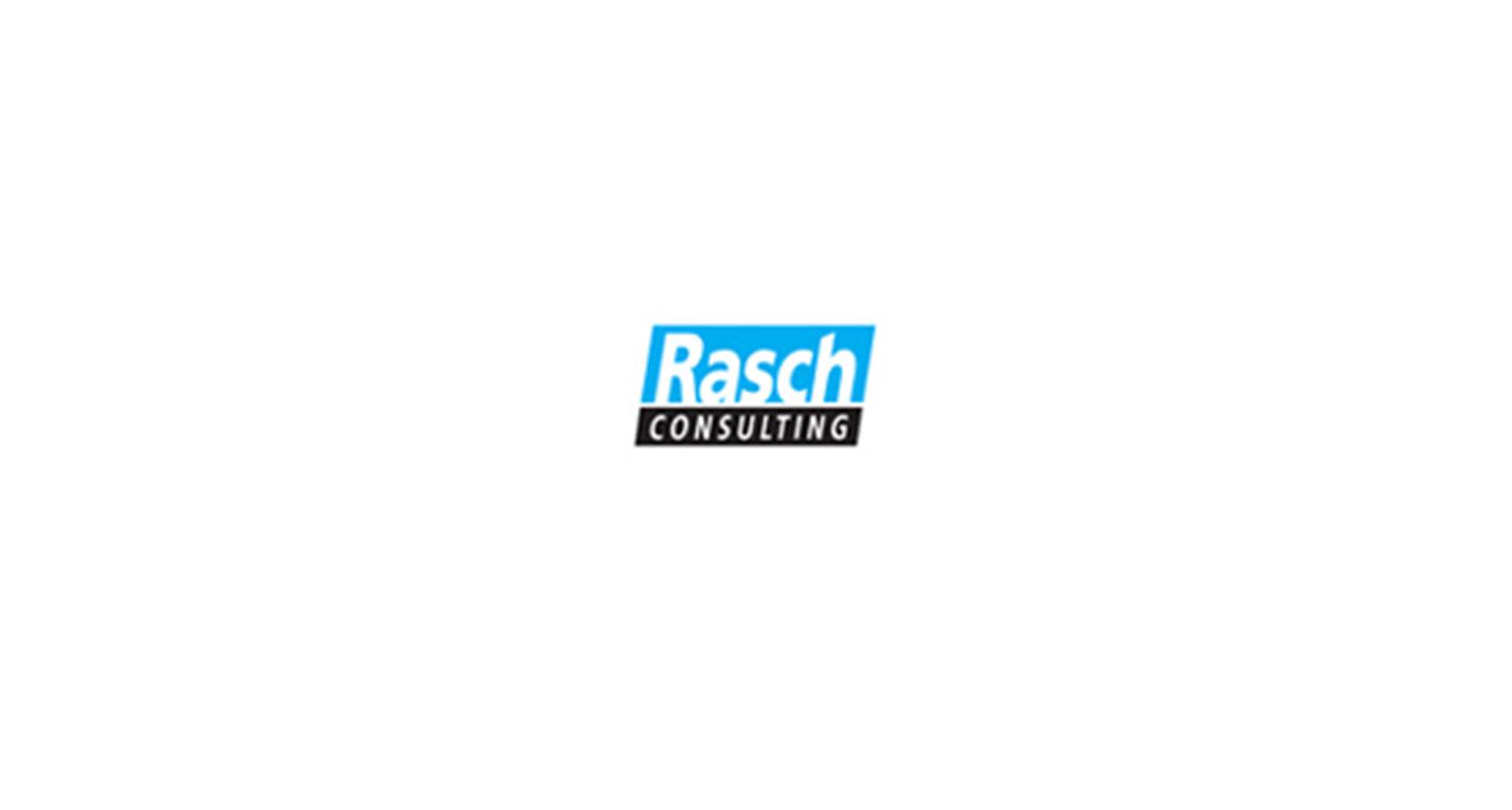 Logo der Rasch Consulting GmbH