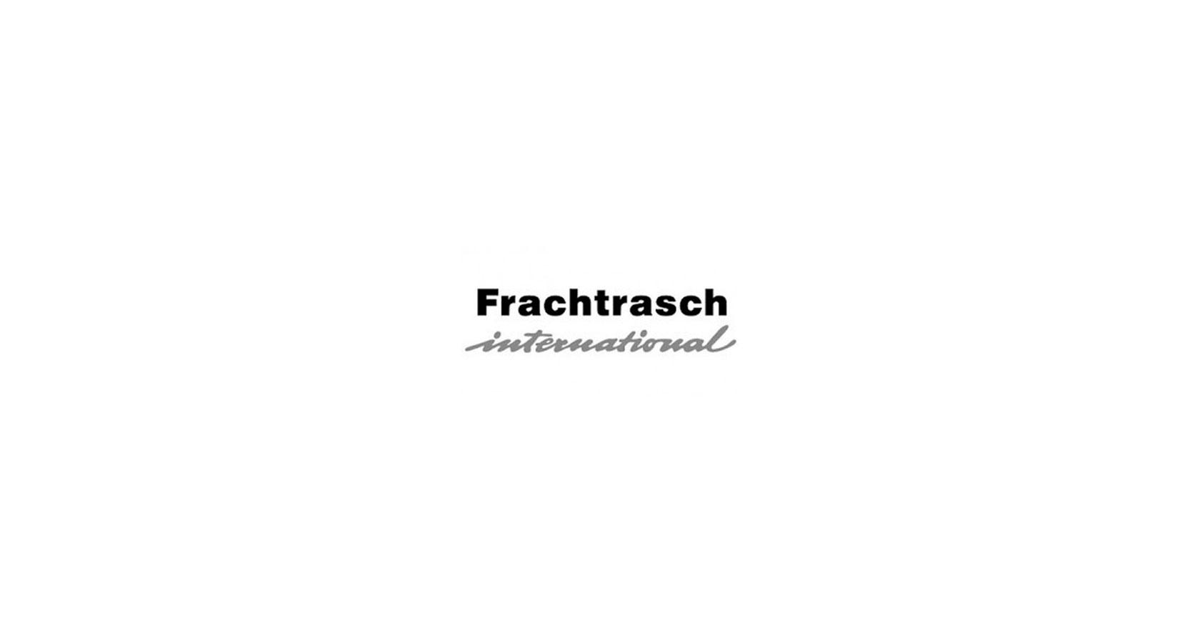 Logo von Frachtrasch International