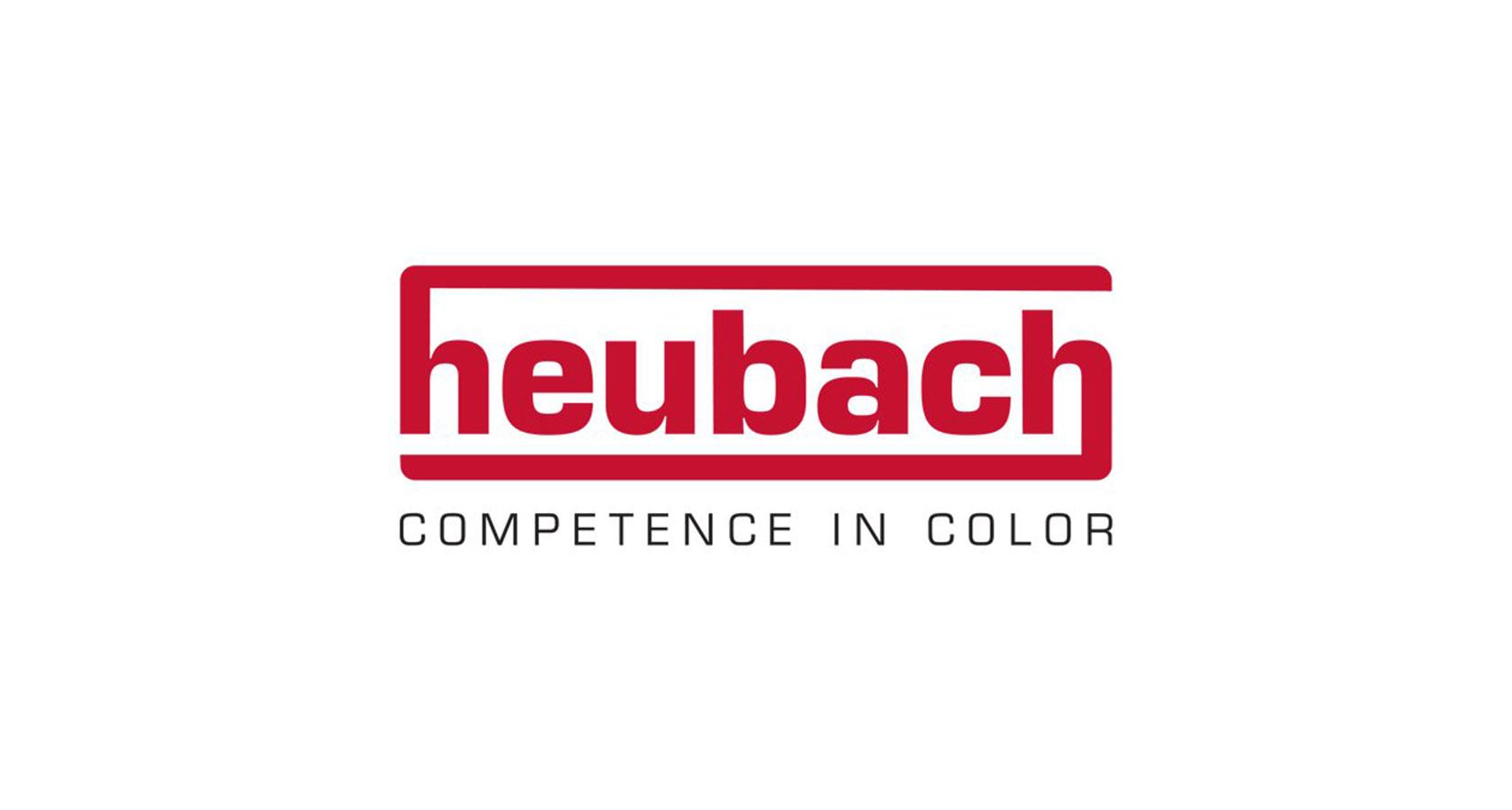Logo der Heubach GmbH