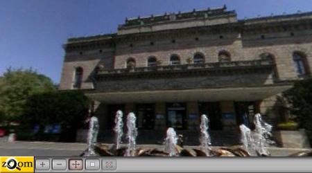 Screenshot 360°-Panoramacards