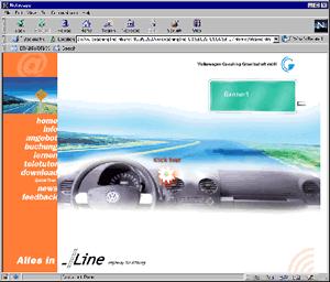 Screenshot 1 Intranet