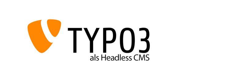 """Teaserbild für den Beitrag """"TYPO3 als Headless CMS (kopflos aber nicht dumm)"""""""