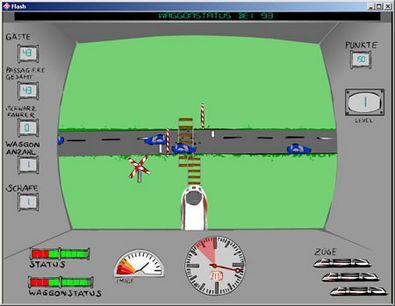 Screenshot 2 Computerspiel