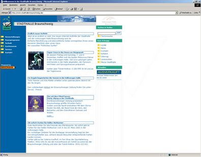 Screenshot 2 Website