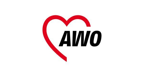 Logo der AWO (Arbeiterwohlfahrt)