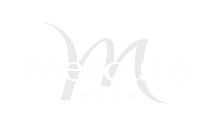 """Logo von """"Mercure Hotels"""""""