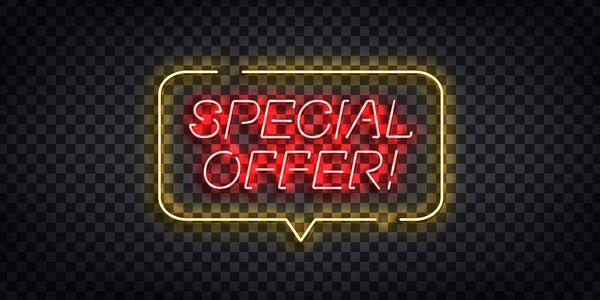 Bild mit dem Slogan Special Offer