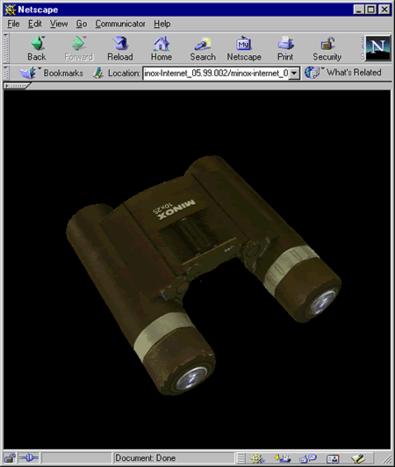 Screenshot 2 3D-Produktvisualisierung