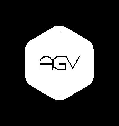 """Logo von """"AGV"""""""