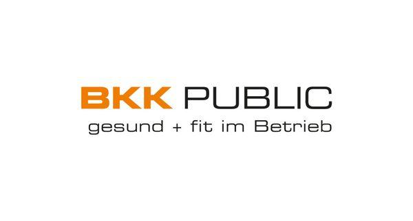 Logo der BKK Public