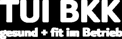 """Logo von """"TUI BKK"""""""