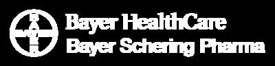 """Logo von """"Bayer HealthCare"""""""