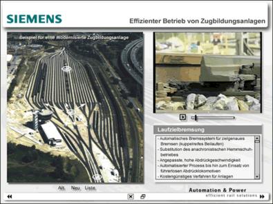 Screenshot 2 Messepräsentation