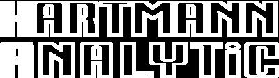 """Logo von """"Hartmann Analytic"""""""